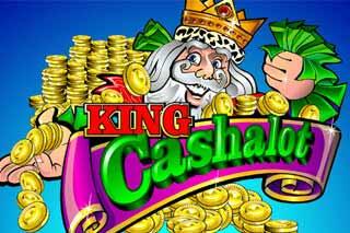 king cashalot tragamoneda