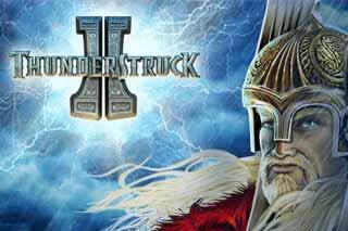 thunderstruck II tragamoneda